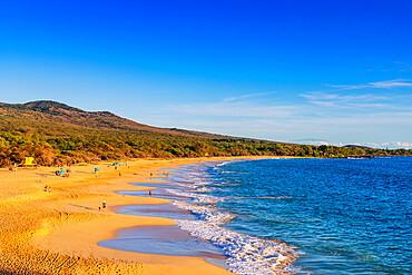 Big Beach, Maui Island, Hawaii, United States of America, North America