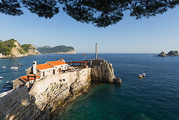 Kastio Fortress, Petrovac, Montenegro, Europe