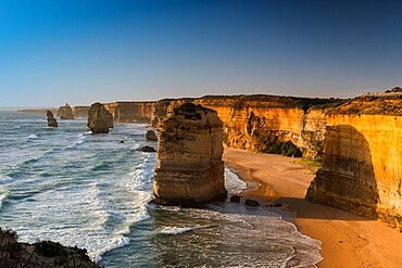 Some of the Twelve Apostles, Twelve Apostles National Park, Port Campbell, Victoria.