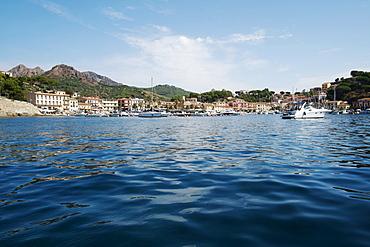 Porto Azzurro, Elba Island, Tuscany, Italy, Europe
