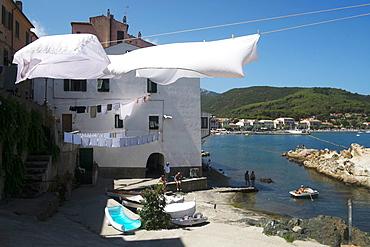 Marciana Marina, Elba Island, Tuscany, Italy, Europe