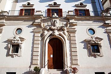 Palazzo Zuccari, Rome, Lazio, Italy, Europe