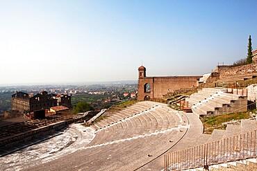 Sanctuary of Hercules Victor, Tivoli, Lazio, Italy, Europe