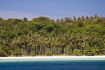 Phi Phi Don Island, Thailand, Southeast Asia, Asia
