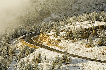 Chief Joseph Scenic Byway, Wyoming, United States of America, North America