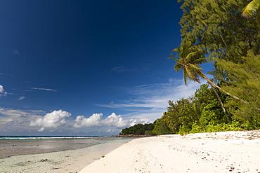 Anse Severe beach, La Digue, Seychelles, Indian Ocean, Africa