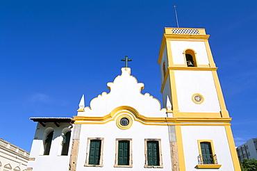Nostra Senhora da Apresentacao church, Old City, Natal, Rio Grande do Norte state, Brazil, South America