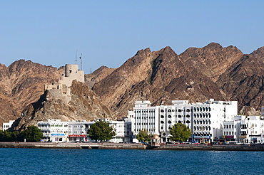 Mutrah, Muscat, Oman, Middle East