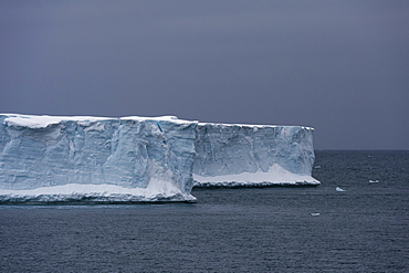 Austfonna ice cap, Nordaustlandet, Svalbard Islands, Arctic, Norway, Europe