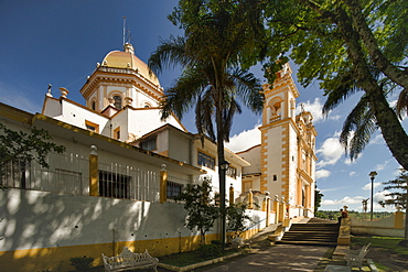 Parroquia Santa Maria Magdalena Church, Xico, Veracruz, Mexico, North America