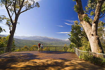 Lookout, Geehi, Kosciuszko National Park, New South Wales, Australia, Pacific