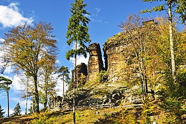Bohemian Switzerland, Elbe Sandstone Mountains, Czech Republic, Europe