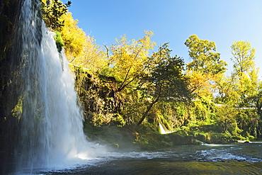 Duden Falls, Antalya, Antalya Province, Anatolia, Turkey, Asia Minor, Eurasia