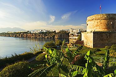 Kaleici old city centre, Antalya, Taurus Mountains and Mediterranean Dea, Antalya Province, Anatolia, Turkey, Asia Minor, Eurasia