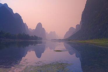 Li Jiang (Li River), Guangxi Province, China, Asia
