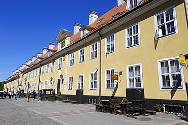 Jekaba kazarmas (Jacob's Barracks), Riga, Latvia, Baltic States, Europe