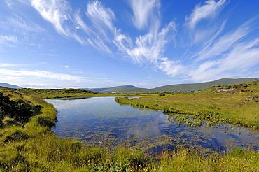 Achill Island near Cashel, County Mayo, Connacht, Republic of Ireland, Europe
