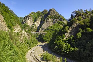Fagaras Mountains, Transylvanian Alps, north of Curtea de Arges, Wallachia, Romania, Europe