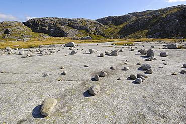 Devils Bowling Green, Craignaw, Galloway Hills, Dumfries and Galloway, Scotland, United Kingdom, Europe