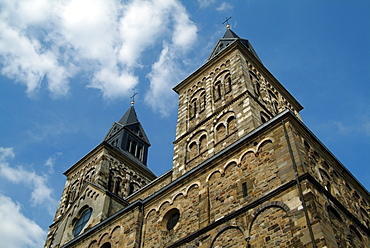 St. Servatius church, Henric van Veldeke Square, Maastricht, Holland (The Netherlands), Europe