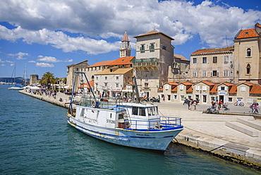 Trogir Old Town, UNESCO World Heritage Site, Croatia, Europe