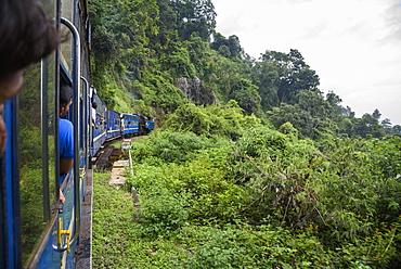 Nilgiri Mountain Railway, between Ooty and Mettupalayam, Tamil Nadu, India, South Asia