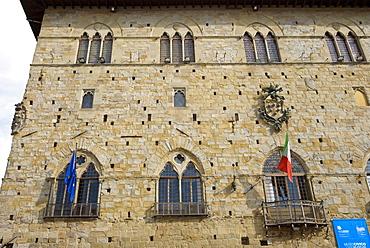 Palazzo Fabroni, Pistoia, Tuscany, Italy, Europe