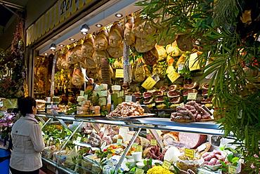 Mercato Centrale (Central Market), Florence (Firenze), Tuscany, Italy, Europe