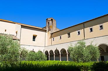 Roman-Etruscan Museum of Tuscania, Tuscania, Viterbo Province, Latium, Italy, Europe