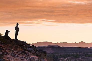 Huab River Valley area, Damaraland, Kunene Region, Namibia, Africa