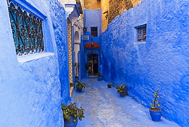 Chefchaouen (Chaouen), Tangeri-Tetouan Region, Rif Mountains, Morocco, North Africa, Africa