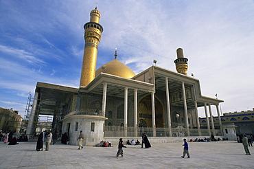 Al Askariya Mosque, Samarra, Iraq, Middle East