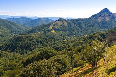 Pescaglia Mountains, Apuan Alps (Alpi Apuane), Lucca Province, Tuscany, Italy, Europe