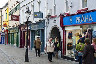 High Street, Kilkenny, County Kilkenny, Leinster, Republic of Ireland (Eire), Europe