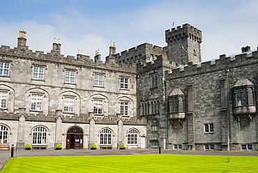 Kilkenny Castle, Kilkenny, County Kilkenny, Leinster, Republic of Ireland (Eire), Europe