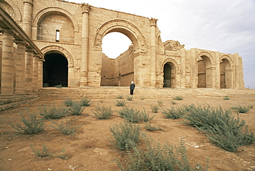 Iwan group, Hatra, UNESCO World Heritage Site, Iraq, Middle East
