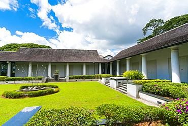 Old Courthouse, Kuching, Sarawak, Malaysian Borneo, Malaysia, Southeast Asia, Asia