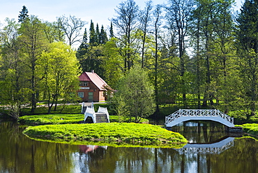 Vihula Manor Country Club and Spa, Vihula, Laane-Virumaa, Estonia, Baltic States, Europe