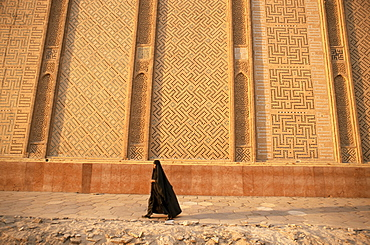 Hussein's Mosque, Karbala (Kerbela), Iraq, Middle East