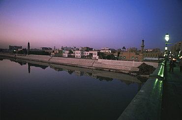 River Tigris, Baghdad, Iraq, Middle East