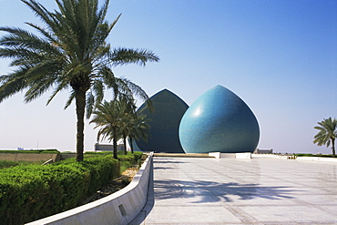 Martyrs Monument, Baghdad, Iraq, Middle East