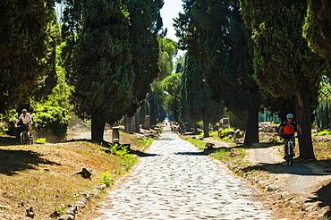 Appian Way (Via Appia), Rome, Lazio, Italy, Europe