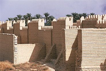 The City, Babylon, Iraq, Middle East