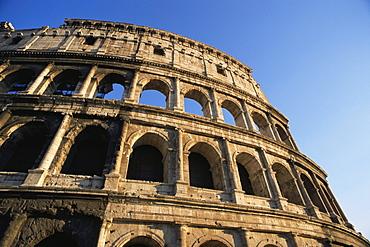 The Colosseum, Rome, Lazio, Italy, Europe
