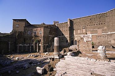 Forum of Augustus, Rome, Lazio, Italy, Europe - 765-219
