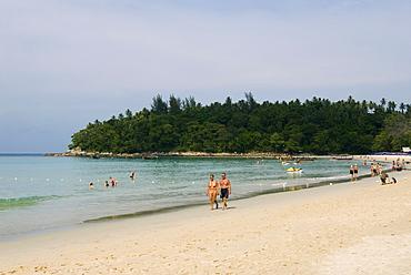 Kota Beach, Phuket, Thailand, Southeast Asia, Asia