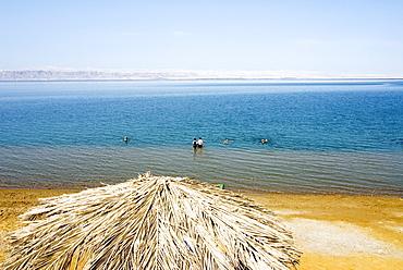 Dead Sea, Jordan, Middle East