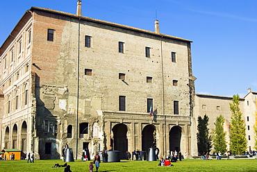 Pilotta Palace, Parma, Emilia Romagna, Italy, Europe