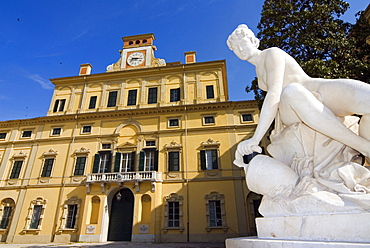 Pomona Statue, Palazzo Ducale, Parma, Emilia Romagna, Italy, Europe