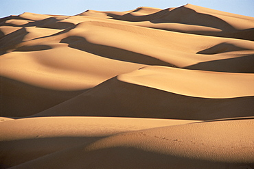 Murzuq Erg, Southwest desert, Libya, North Africa, Africa